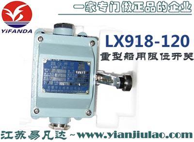 LX918-120重型船用限位开关易安推荐