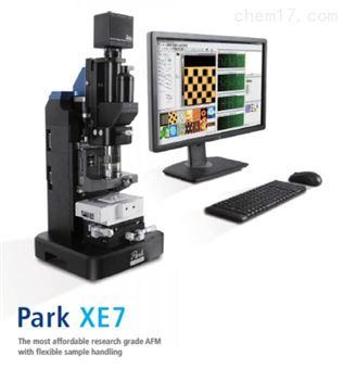 帕克PARK XE7高性价比原子力显微镜