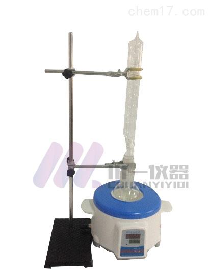 蛇形脂肪抽出器CYXT-150S索氏抽提萃取仪