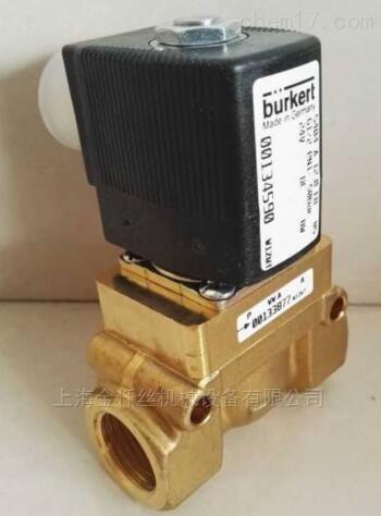 德国BURKERT直动电磁阀小知识