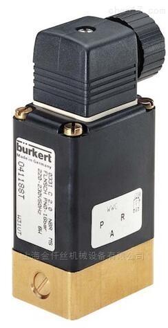 德国BURKERT宝德41234两位三通电磁阀