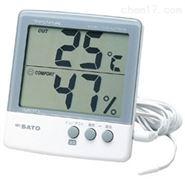数字温度和湿度计