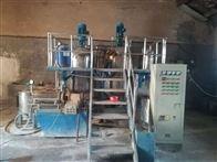 电加热反应釜回收二手电加热反应釜_高价收购撕碎机