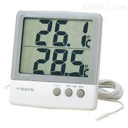 日本佐藤sksato数字温度计PC-6800