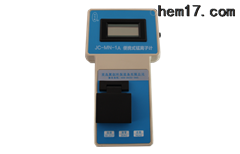 金属指标JC-MN-1A型便携式锰离子计