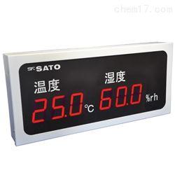 日本佐藤sksato温湿度指示器SK-M 460-TRH