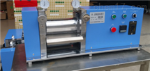 台式加热电动辊压机