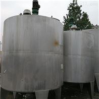 饮料厂用二手5立方不锈钢搅拌罐