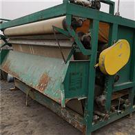 二手污泥脱水用带式压滤机