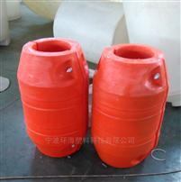 FT5080郑州采砂管道浮筒 泵船夹管塑料浮体