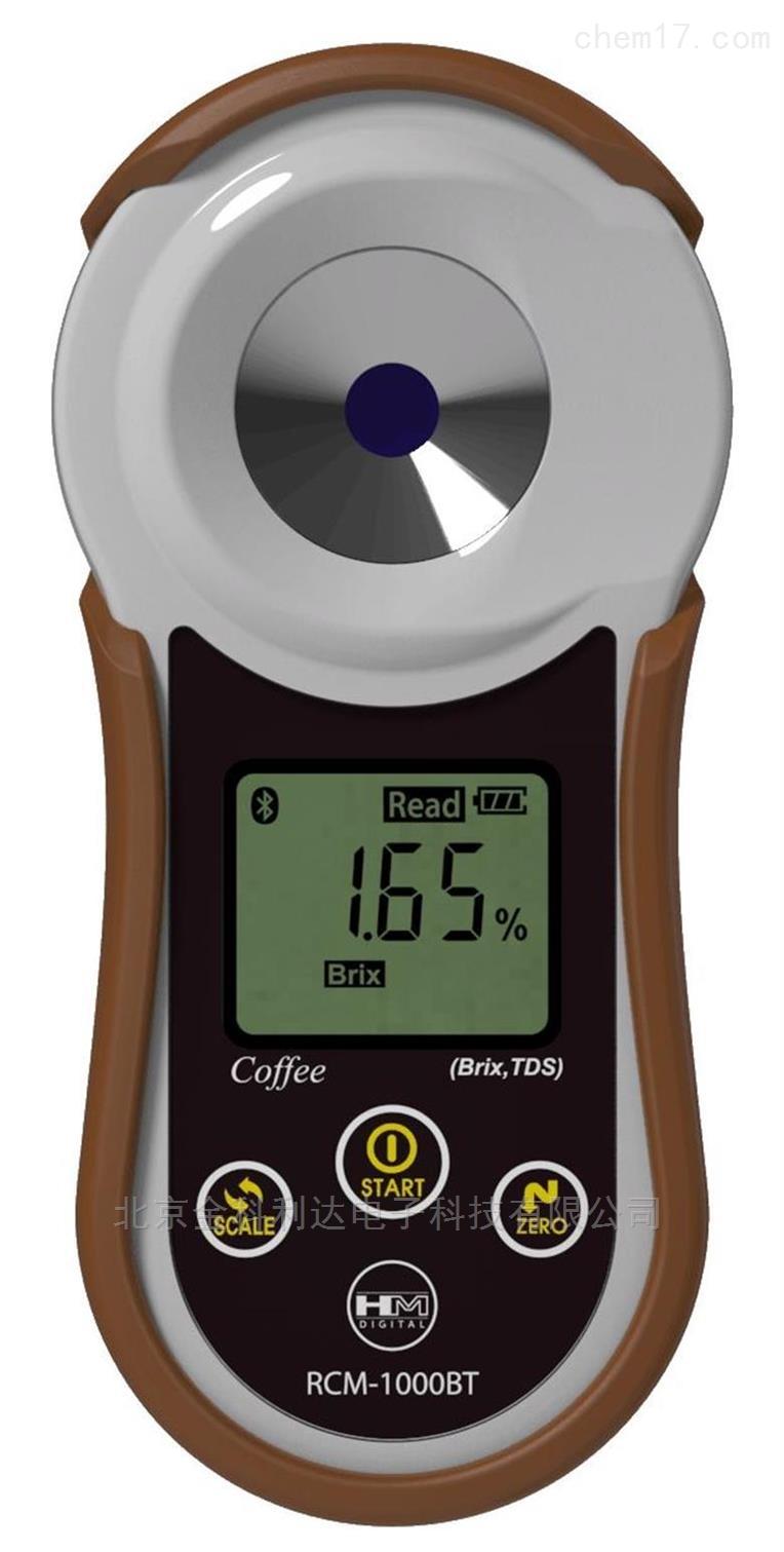 RCM-1000BT韩国HM咖啡浓度计糖度计