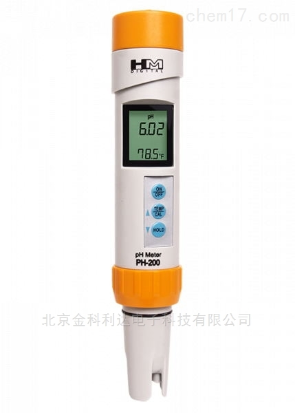 PH-200韩国HM笔试酸度计