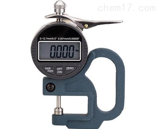 泛胜YHD-2数显叶片厚度仪(分辨率:0.001mm)
