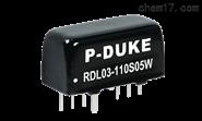 博大电源转换器RDL03-24S05W RDL03-24S12W