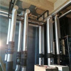 管道外护铁皮保温施工质量可靠