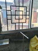 加工精品铝制品装饰条窗户中空玻璃装饰架