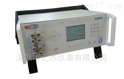 法国AOIP CALYS1500仪表过程校准器