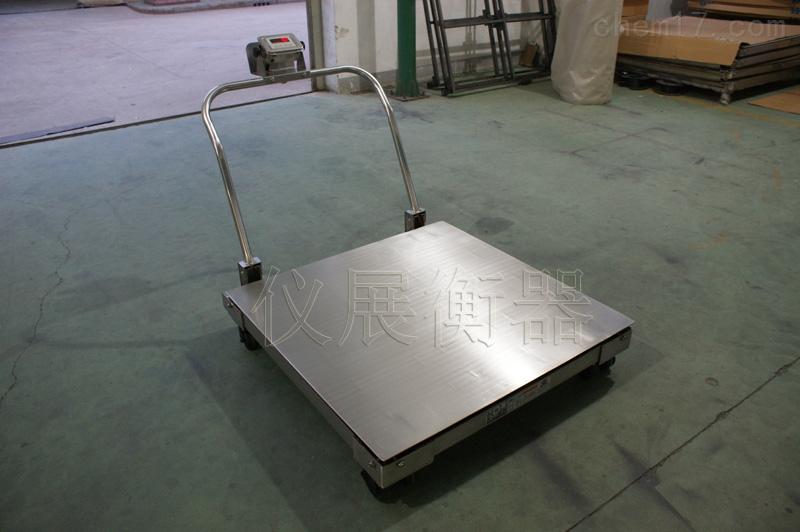 不干胶标签打印不锈钢平台电子秤价格