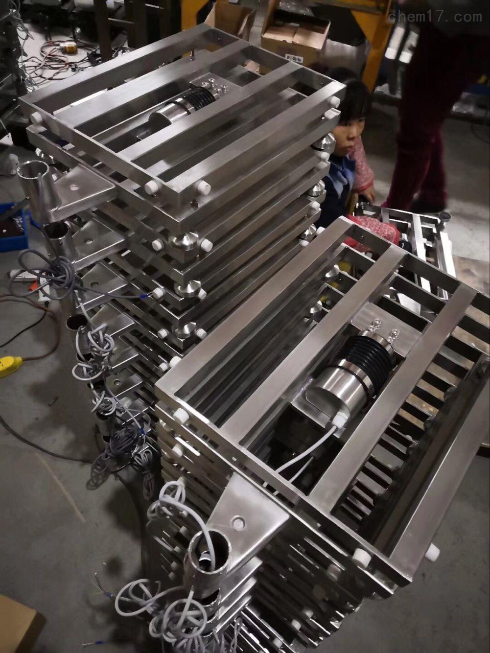 飞机场用不锈钢平台电子秤供应