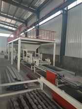 th001免拆建筑一体板生产线强度高规格齐全
