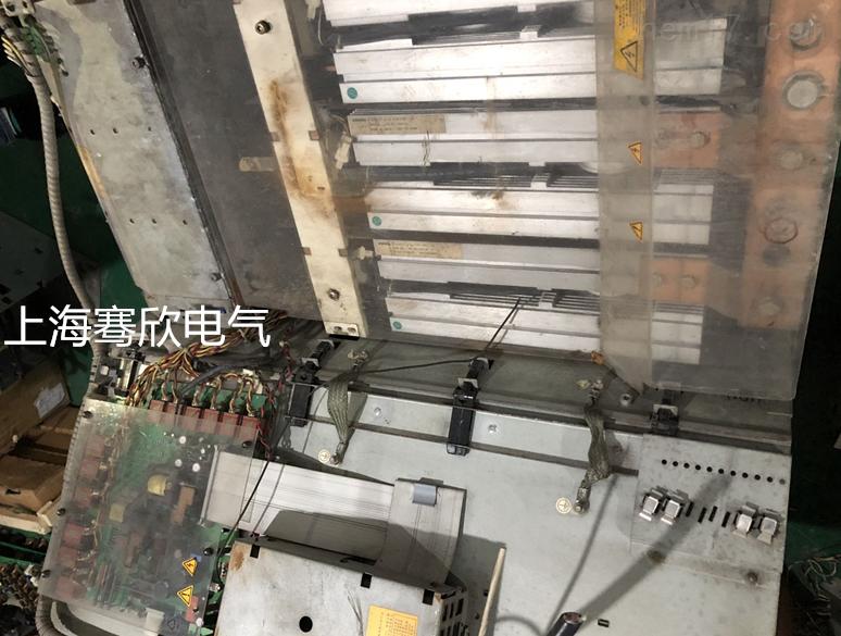 西门子6RA70电枢无输出-装置故障当天修复