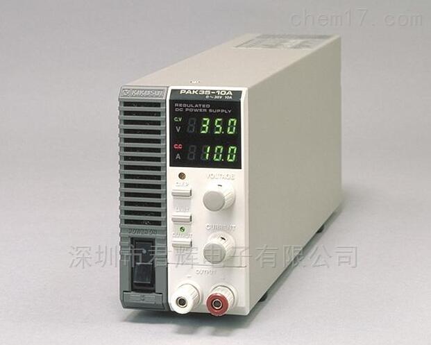 菊水高可靠性电源PAN35-5A