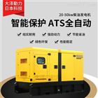 TO38000ET上海35千瓦静音柴油发电机直销