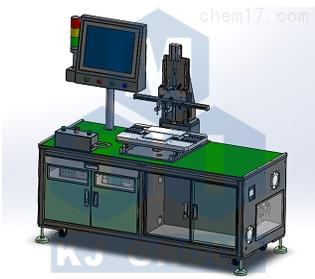 MSK-330-EA 圆柱电池自动点焊机