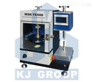 MSK-TE500 圆柱型电池盖帽测试机