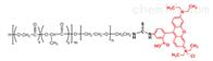 PLGA-PEG-RB/罗丹明标记的两亲性嵌段共聚物