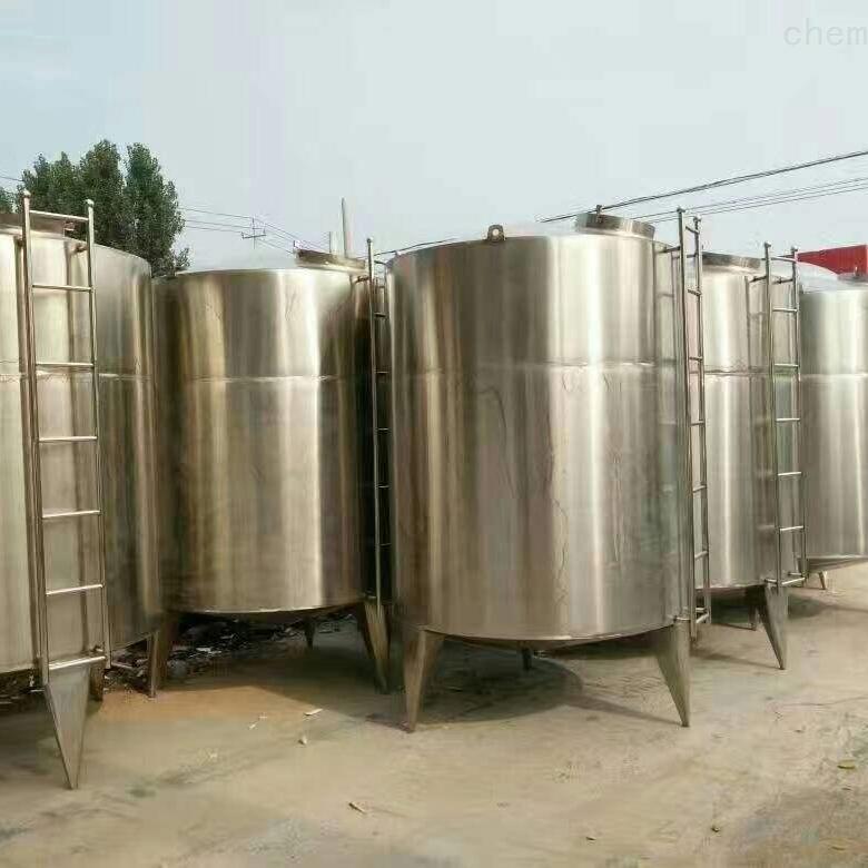 二手50立方不锈钢储罐全国回收