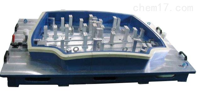 汽车行业玻璃外壳检具 非标构件