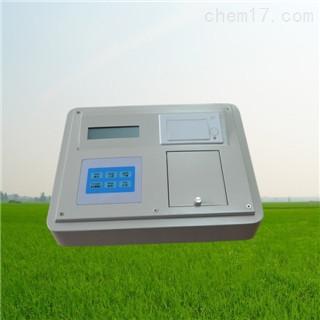 HX-WL土壤、肥料、植株中微量元素测定仪