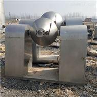 二手3000L不锈钢双锥干燥机