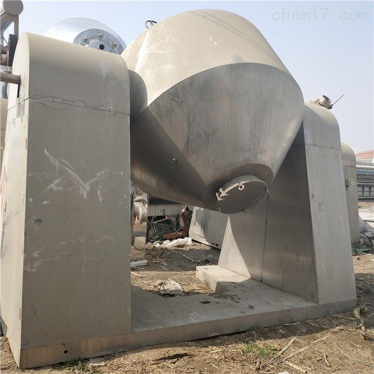 现货出售二手不锈钢双锥干燥机