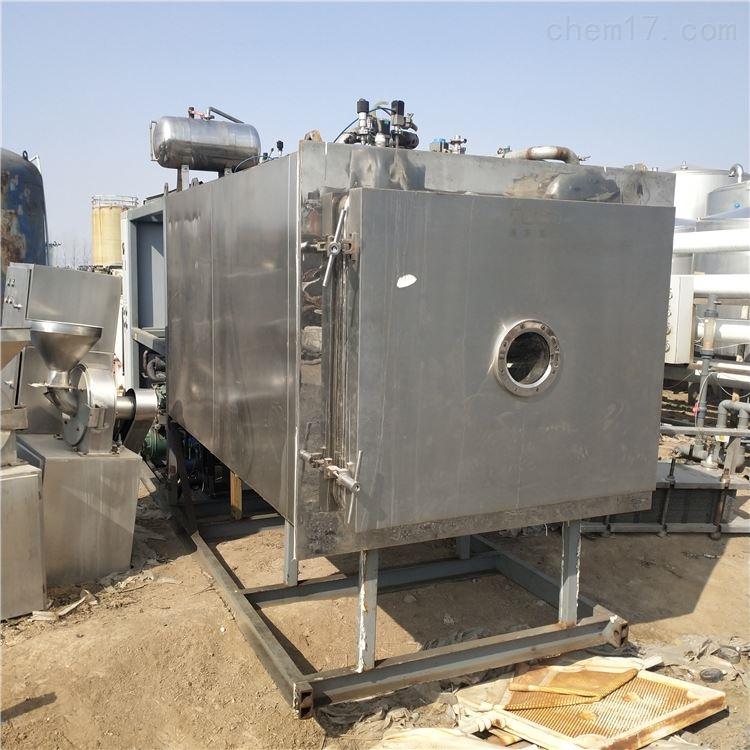 长期出售二手1平方东富龙冷冻干燥机