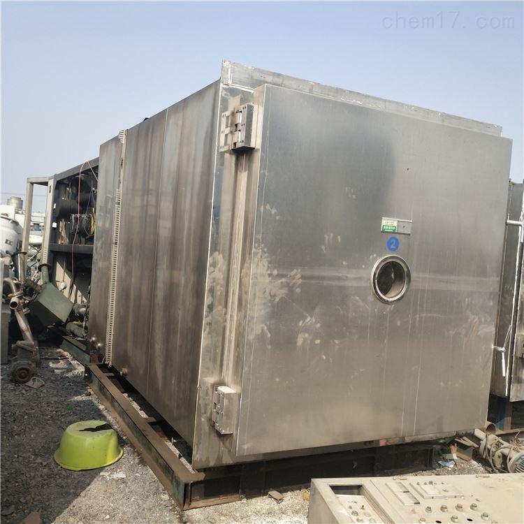 长期出售 二手20平方东富龙冷冻干燥机