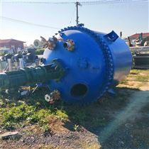 化工厂二手2吨搪瓷反应釜