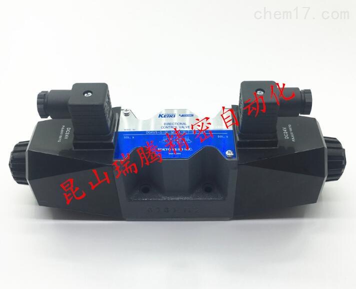 TOKYOKEIKI电磁阀DG4V-5-6C-M-U1-H-7-50
