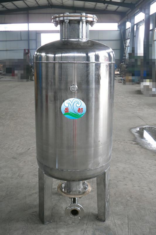 辽源变频水泵压力罐稳压罐