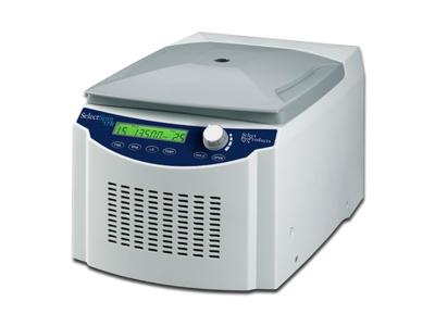 SelectSpin 17R微型高速冷冻离心机