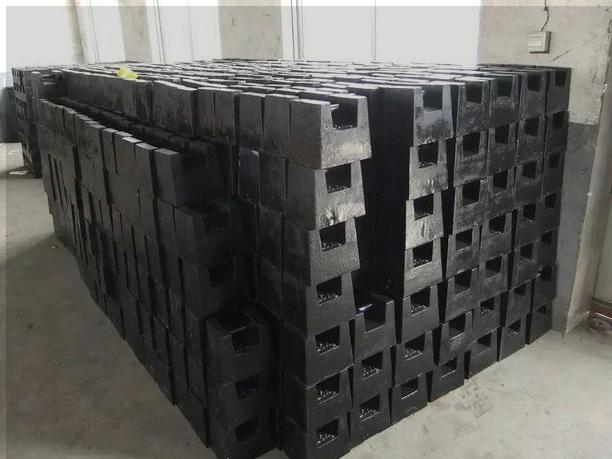 萧山500KG铸铁配重法码