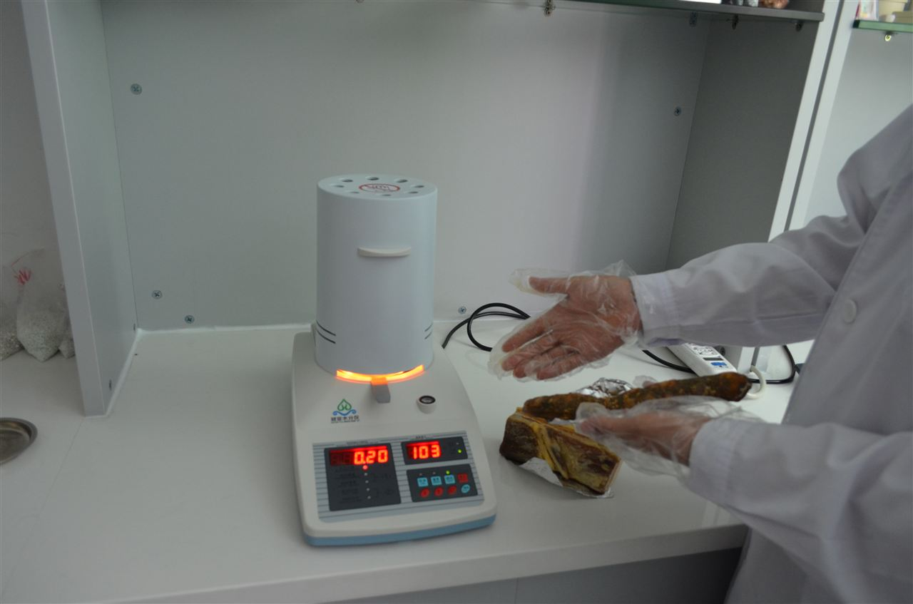 畜禽鲜肉水分速测仪