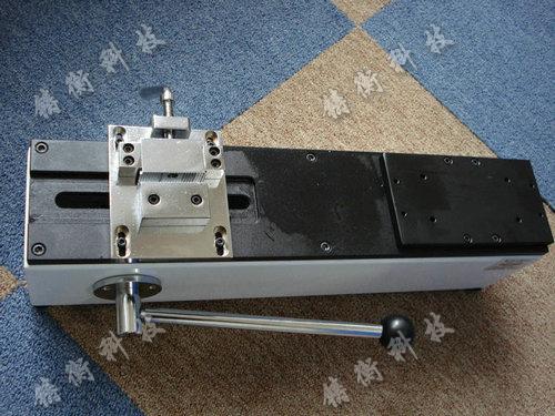 手动卧式推拉力测试台