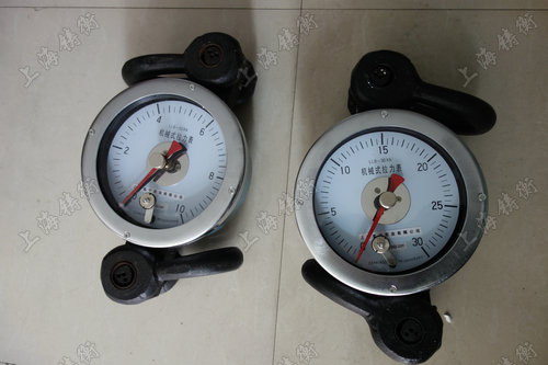 SGJX机械式拉力测力表