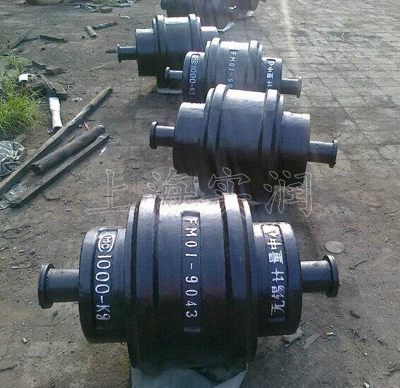 500公斤滚动式砝码