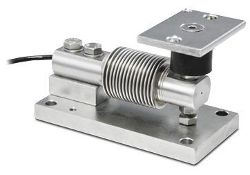 波纹管传感器安装模块