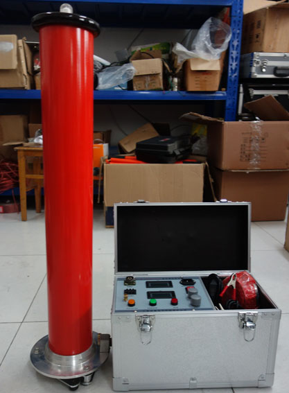 产品介绍:    60kv便携式直流高压发生器采用中频倍压电路,应用pwm脉