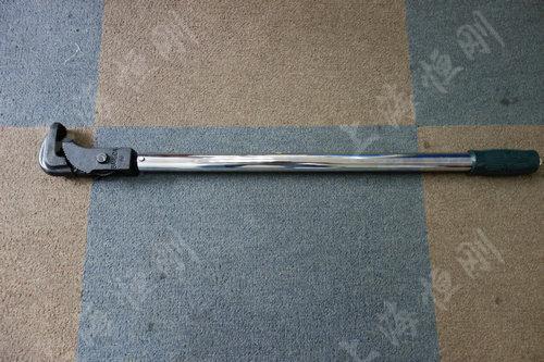 SGTG型安装手动扭矩扳手  可换管钳头