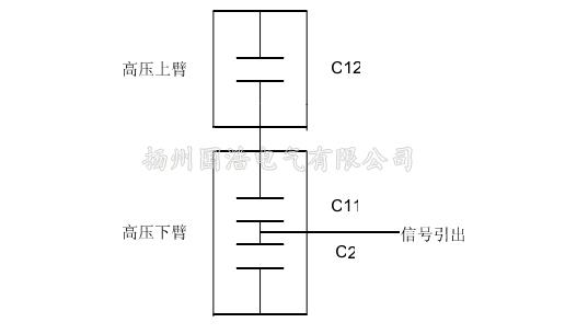 电容分压器原理图
